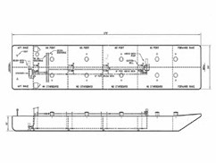 TZC333-B9_Barge_Layout_Drawing