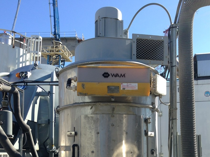 Wam Dust Collector Tappan Zee Sales