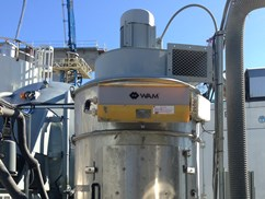 WAM Dust Collector
